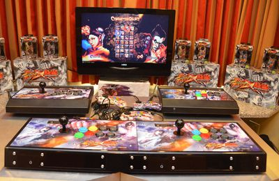 Sticks et FightPads MadCatz Street Fighter X Tekken