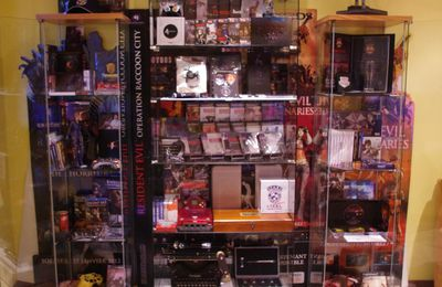 Ma collection Resident Evil personnelle