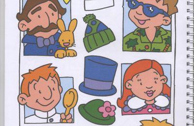 Jogos / actividades / exercícios para as crianças para as ferias