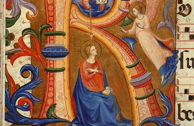liturgie: L'Annonciation, 2012