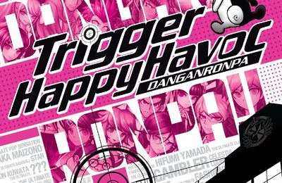 Danganronpa : Trigger Happy Havoc [Jeu PS Vita]