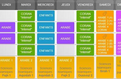 Où apprendre l'arabe et le coran sur paris? Ici