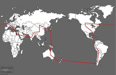 le projet tour du monde (suite)