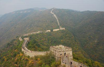 Promenade en Chine, photographies de J.M. D'Hoop.
