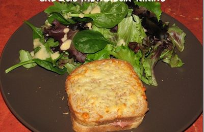 Croque-Monsieur de Kikine part Nath-Tigrou