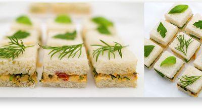 TIPS n°118: De retour avec une envie de finger sandwiches...