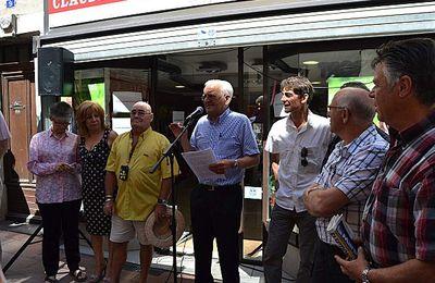 Election cantonale de Brignoles : Espoir de la gauche.