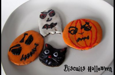 Biscuits Halloween