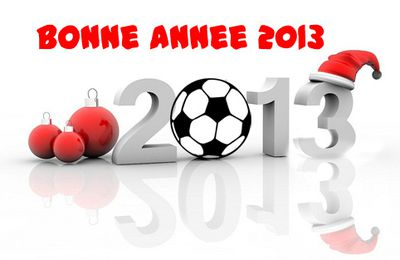 BONNE ANNEEE 2013 !