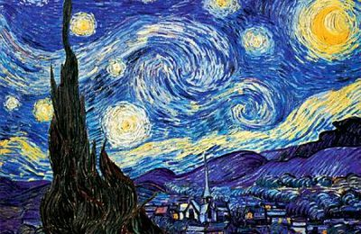 Tuto Cane Starry Night Donna Kato