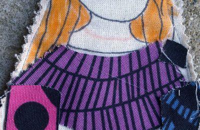 DIY : Des poupées en tissu / Activité manuelle enfant