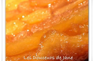 Tatin Pomme-Ananas & Caramel beurre salé