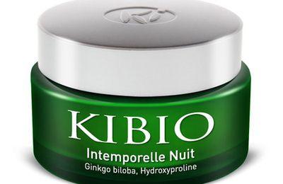 BON PLAN : testez la nouvelle crème Nuit Kibio