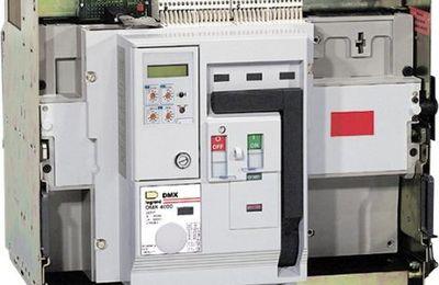 TGBT - Les disjoncteurs ouverts DMX 2500 - 4000