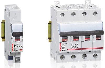 TGBT - Disjoncteurs DX 6000