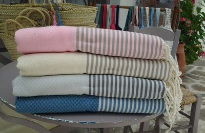 the new hammam towels are on line !