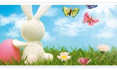 C'est Pâques !