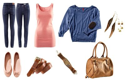 Outfitbeispiel (H&M)