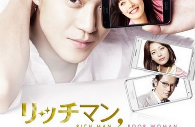[J-Drama] Rich Man, Poor Woman