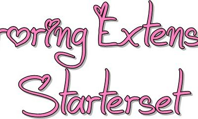 Microring Extensions Starterset