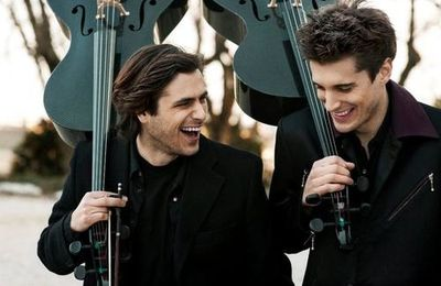 2Cellos : Californication (live)