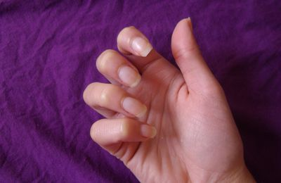 Mes ongles au naturel