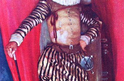 Edmond Rostand : Cyrano de Bergerac : amours au balcon