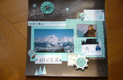 Atelier page hiver