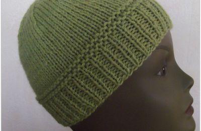 tricot : bonnet Le Dane