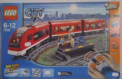 lego 7938 le train de passagers