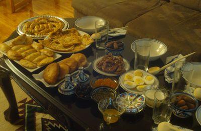 Table de ftour 2