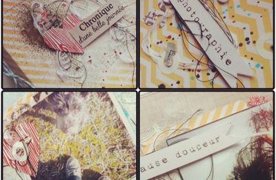 Visuel mini album atelier et kits!