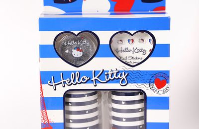 Mon mini giveaway Hello Kitty !