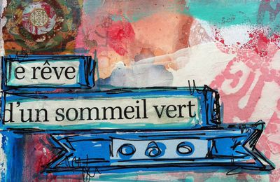 Un art journal perso