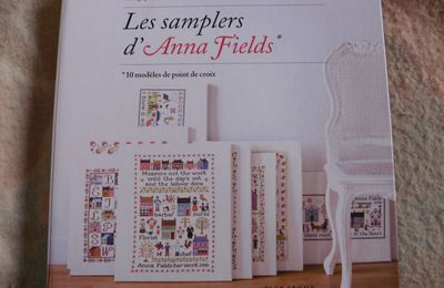 les samplers d'Anna Fields