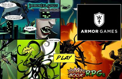 RPG Game - Immortal Souls : Dark Crusade