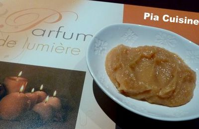 Compote pommes coing...............