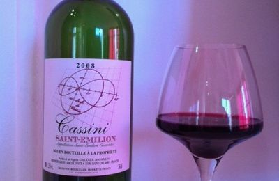 Cassini - Saint-Emilion 2008