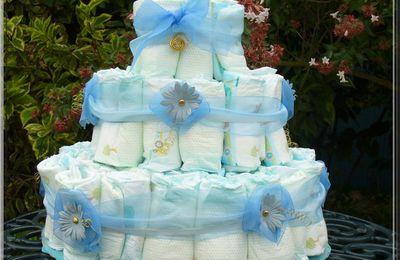 Pour une fois que je réussi un gâteau...il ne se mange pas!