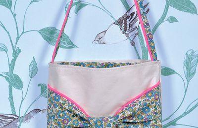 A gagner : livre de couture sacs et accessoires en cuir et simili