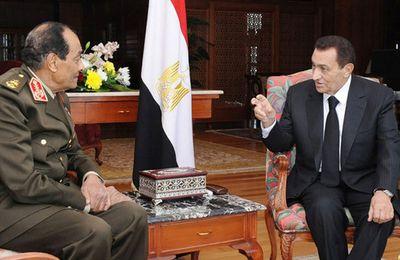 Tantaoui, l'homme fort de l'Égypte : selon WikiLeaks ( 2008), on le décrit comme quelqu'un : «charmant et courtois» mais aussi «âgé et hostile au changement». 14 02 2011