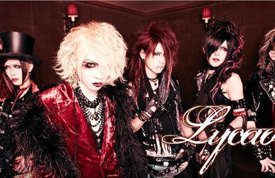 [News] Lycaon new maxi single: 薔薇~Rose~