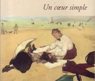 Un Coeur simple, de Flaubert