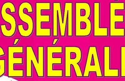 """assemblée générale de l'association """"la parole qui conte"""""""