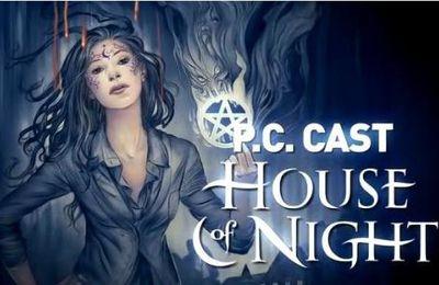 La Maison de la nuit : Un roman graphique pour la fin d'année !