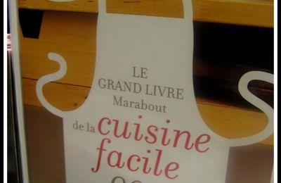 Mes livres de recettes ( enfin une partie...) et merci Chantal pour le super cadeau