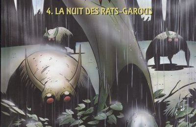 Bone, T4 : La nuit des rats-garous - Jeff Smith