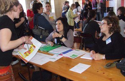 412 jeunes chercheurs d'emplois saisonniers (14.03.2012 Saint-Jean-d'Angély)