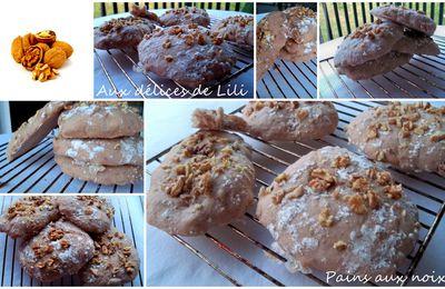Petits pains aux noix de Blooma