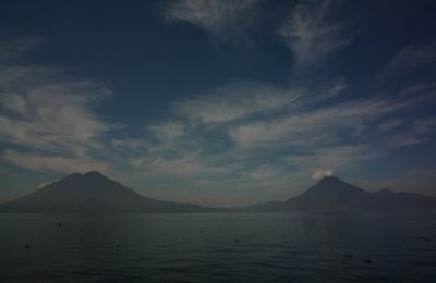 GUATEMALA: Many volcanos - Vive les volcans!